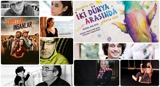 Uluslararası Edebiyat Festivali heyecanı başlıyor