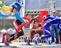 İtfaiye Yangın ve Kurtarma Sporları Dünya Şampiyonası, Kültürpark'ta başladı