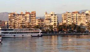 Üçüncü çeyrekte İzmir'de kira endeksi dördüncüçeyreğe göre 3.14 puan arttı