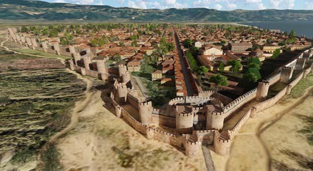 Tarihi İznik kenti 3D animasyon ile yeniden hayat bulacak