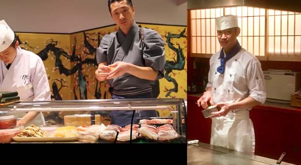 İstanbul Marriott Hotel Şişli'de Japon lezzetleri