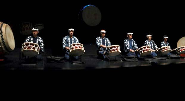 Daikin efsanevi Japon grubu Ondekoza'yı İstanbullular ile buluşturdu