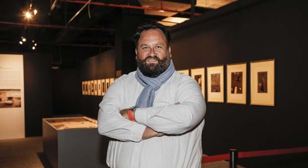 Joan Miro sergi turu UNIQ Expo'da gerçekleştirildi