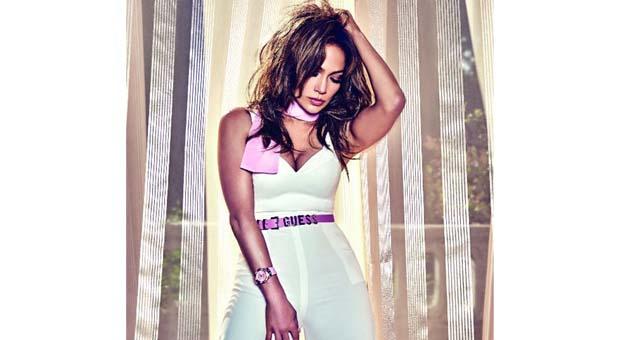 Guess Saatleri yeni marka yüzü Jennifer Lopez ile karşımızda