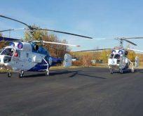 Rus helikopterleri Türkiye'de ilk kez Türk bayraklı ve Türk tescili ile uçacak