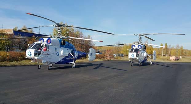 Kaan Air, 2018 model Kamov KA32 tipi helikopterler ile Orman Yangınlarıyla Mücadele sezonuna hazırlanıyor