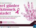 Kadıköy Belediyesi'nden 'Meme Kanseri Farkındalık Ayı' etkinlikleri