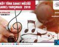 18. Kadıköy Türk Sanat Müziği Beste Yarışması başladı