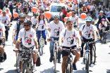 Kadıköy'de pedallar 100'üncü yıl için döndü