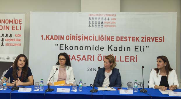 Türkiye'de yerli milli model oluşturabilecek kadın girişimciler neden çıkmasın?