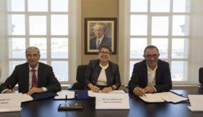 """Kadir Has Üniversitesi """"Yapı Merkezi"""" ve """"Yüksel Proje"""" işbirliği anlaşmaları imzaladı"""