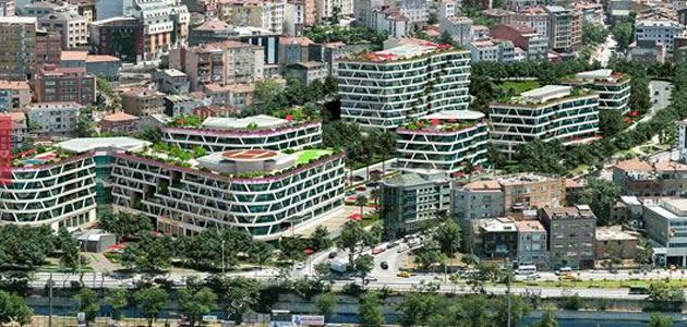 Altyapı projeleri tamamlandı Kağıthane'de konut fiyatları arttı
