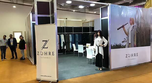 Tekstil sektörünün profesyonelleri Kahire'de bir araya geldi
