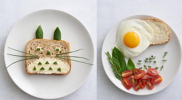 LAV çocukların kahvaltısını renklendiriyor
