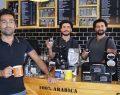Girişimciler kahve kokusuna geliyor