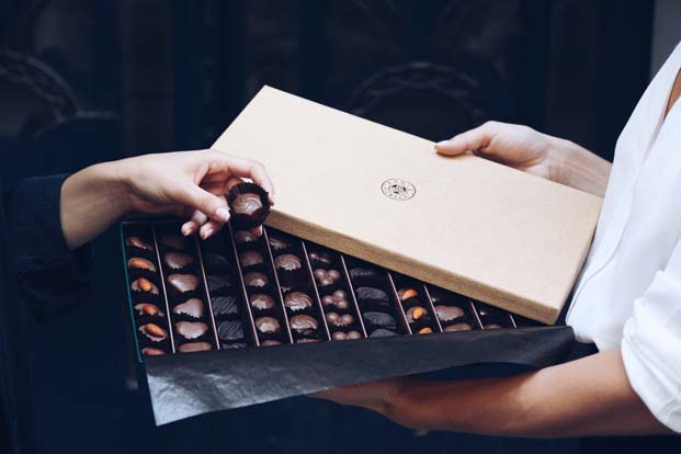 Kahve Dünyası'ndan çikolata tadında bayram