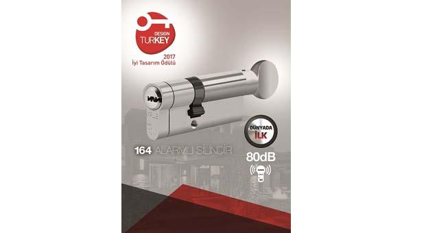 Kale Kilit'e Design Turkey'den tasarım ödülü