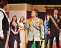 Kale Tiyatro Kulübü Asma Kilit Kaçuv yararına sahne aldı