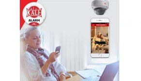 Kale Güvenlik Sistemleri'nin Kale markalı kameraları satışta