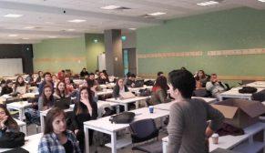 Kalebodur, üniversitelerde mimarlık öğrencileri ile buluştu