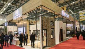Kale Kapı Pencere Sistemleri ürünlerini Avrasya Pencere Kapı ve Cam 2019'da sergiledi