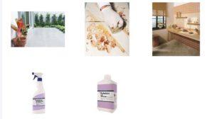 Kalekim'den 'Seracare' ilebalkon ve teraslar için ideal temizlik çözümleri
