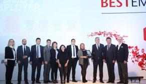 Kalekim'e 'Türkiye'nin En İyi İşyeri' Ödülü