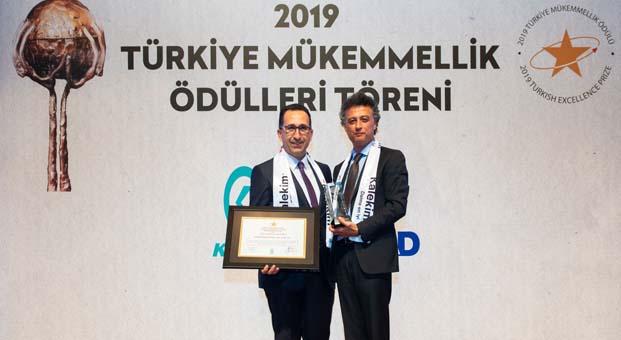 Kalekim Türkiye'nin en mükemmeli oldu