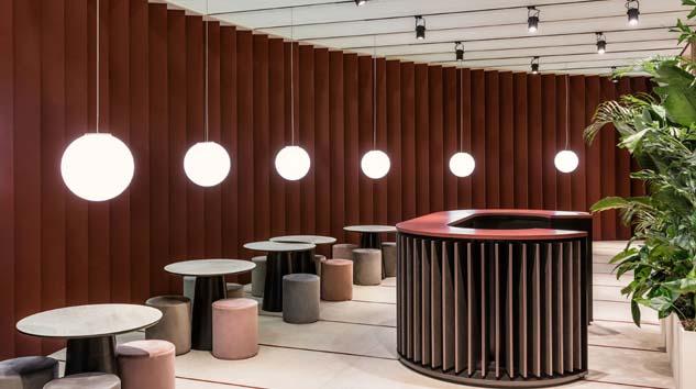 Kaleseramik'in sonsuzluk tasarımına Red Dot Award: Brands & Communication Design 2020 ödülü