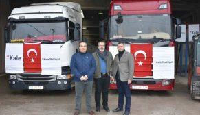 Kaleseramik 2019'un ilk ihracatını yaptı