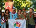 Kırklareli Belediyesi tarafından çevre bilinci kazandırmak için düzenlenen kampa büyük ilgi