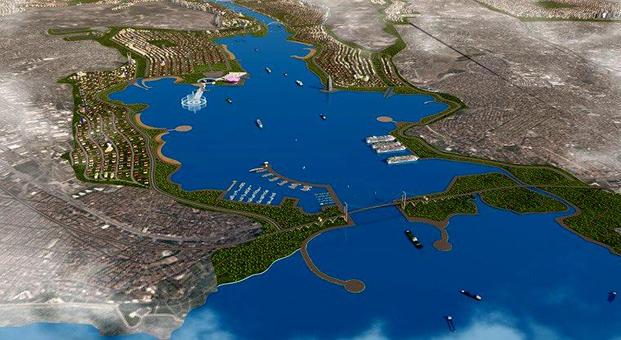 'Çılgın Proje' Kanal İstanbul'