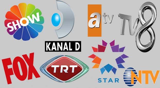 En çok konuşulan kanallar ve diziler belli oldu