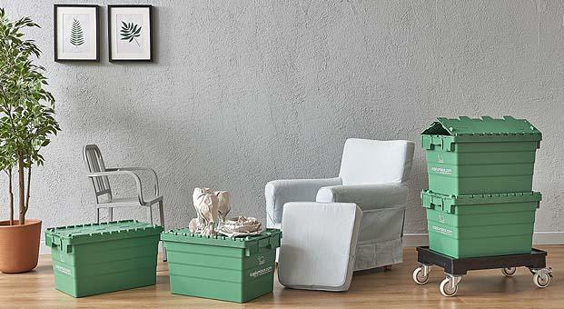 Hızlı, kolay ve düşük maliyetle taşınmak isteyenlere yeni çözüm: Kaplumbox