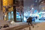 Manisa'da kar yüzünden yarın okullar tatil edildi 16 Ocak 2019 Çarşamba