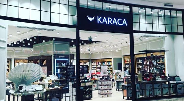 Karaca'dan iki yeni mağaza