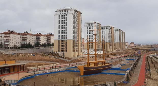 Karaman'da 54 konuta 761 başvuru yapıldı