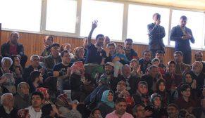 Karaman'da 577 konuta 5 bin 551 başvuru yapıldı