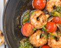 Bodrum'un gözde restoranı Sait'te ayın lezzeti: Jumbo Karides