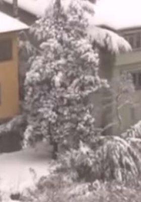 Karabük'te yarın okullar kar yüzünden tatil edildi 16 Ocak 2019 Çarşamba