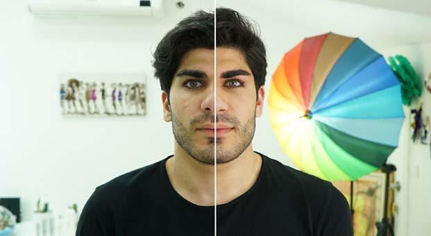 Erkeklerin kaş aldırma çilesine 4D çözüm