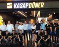 KasapDöner'in yeni şubesi Bayrampaşa'da açıldı