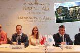 Omran Holding Çengelköy'ün lüks konut projesi Kasr-ı Ala'yı satışa sundu