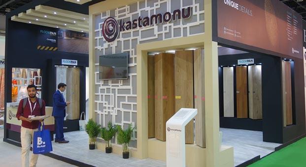 Kastamonu Entegre'nin ürün çeşitliliği ve kalitesi Beyrut ile Dubai'ye taşındı