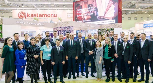 Kastamonu Entegre, 2018 Fuar TakviminiRusya ve Mısır ile tamamladı