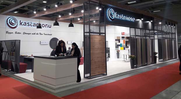 Kastamonu Entegre'nin trend ürünleriBulgaristan ve Çin'de büyük ilgi gördü