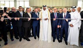Expo Turkey by Qatar Fuarı Doha'da başladı