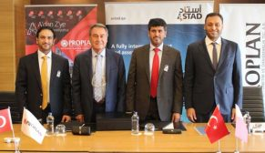 PROPLAN ve Katarlı ASTAD arasında anlaşma