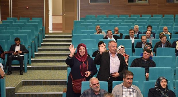 İstanbul Kayabaşı Kentsel Dönüşüm Projesi'nde 268 konutun hak sahipleri belirlendi