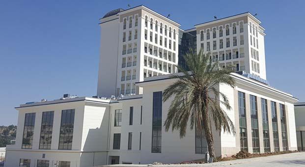 Kayı İnşaat'tan Cezayir'e bir otel projesi daha